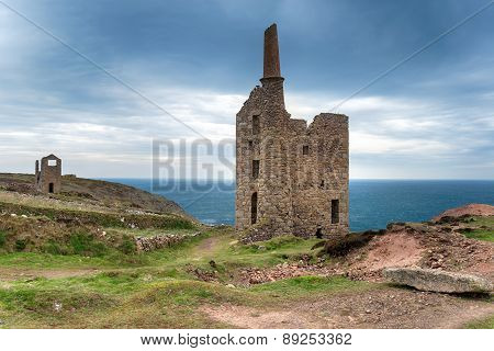 Cornish Copper Mine