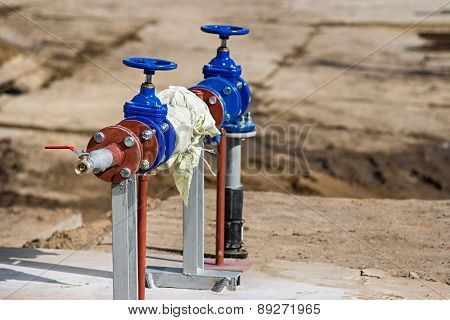 Cranes Of Shutoff Valves