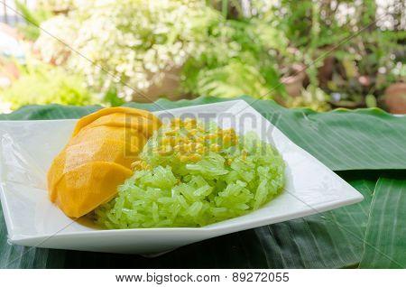 Thai Style Dessert