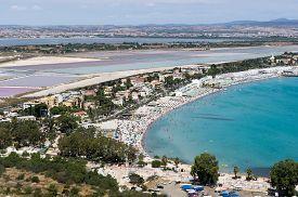 The Gulf Of Cagliari