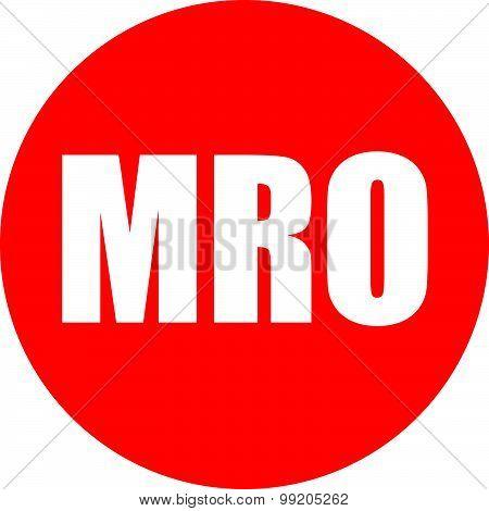 Mro Icon