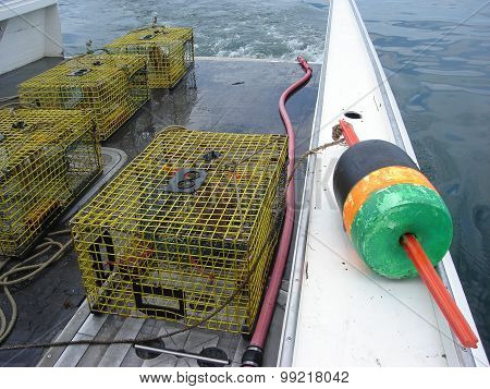 Lobster float