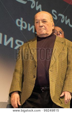 Lev Durov. The premiere of the movie