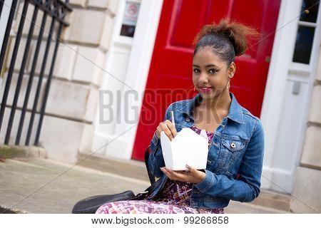take-away food
