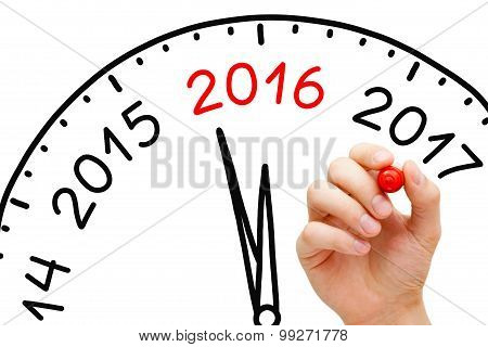 Year 2016 Is Coming
