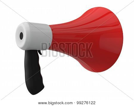 Red Megafone