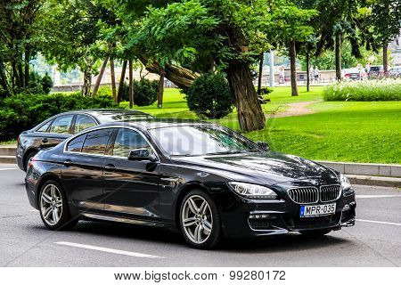 Bmw F06 6-series Gran Coupe