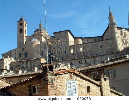 Urbino Town Centre