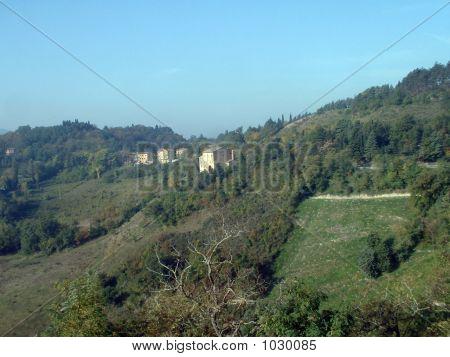 Urbino Hillside