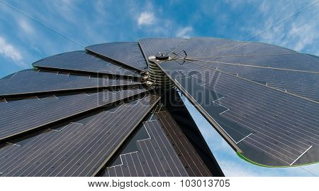 Foldable Solar Collector