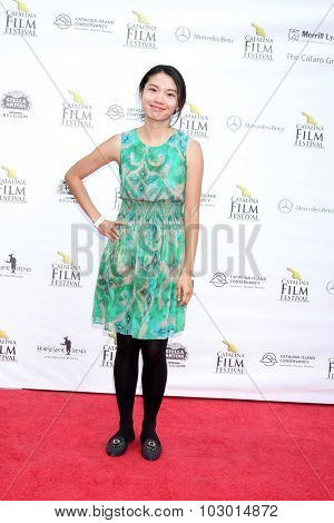 LOS ANGELES - SEP 26:  Ting Ting Ng at the Catalina Film Festival Saturday Gala at the Avalon Theater on September 26, 2015 in Avalon, CA