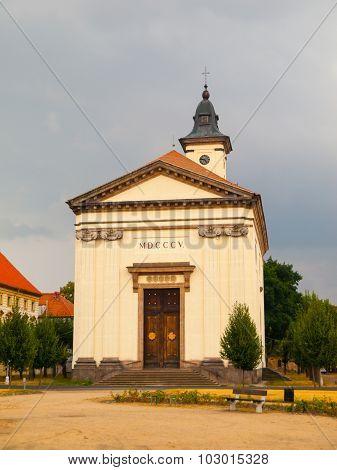 Church in Terezin