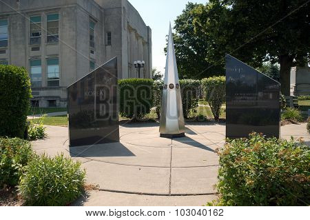 Grundy County Korean & Vietnam Memorial