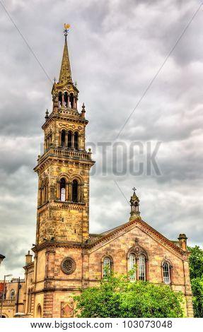 Elmwood Presbyterian Church In Belfast - Northern Ireland