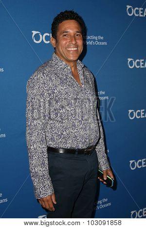 LOS ANGELES - SEP 28:  Oscar Nunez at the