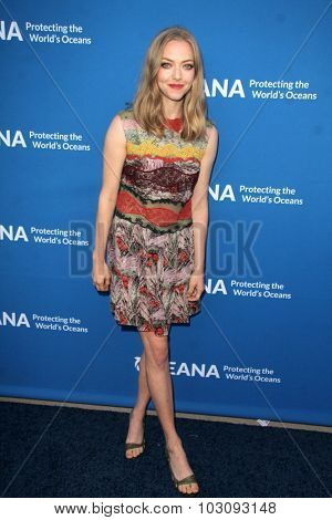 LOS ANGELES - SEP 28:  Amanda Seyfried at the