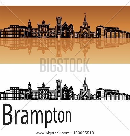 Brampton Skyline