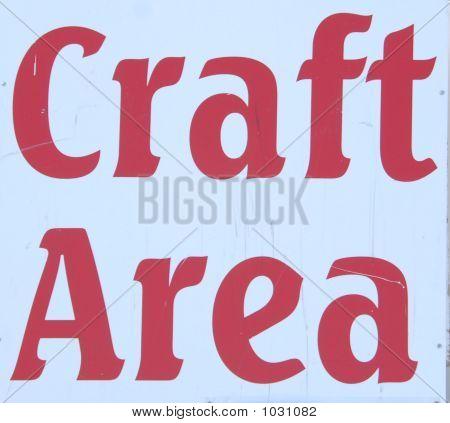 Craft Sign