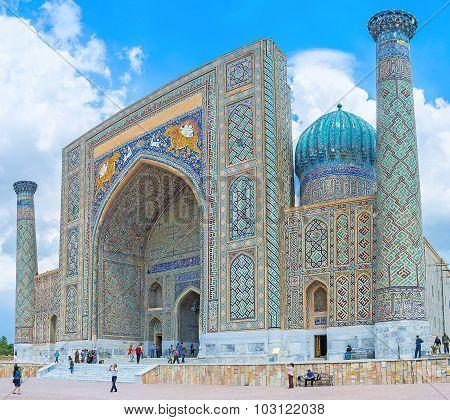 The Old Madrasah