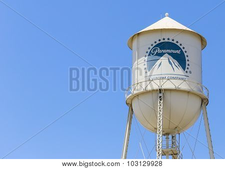 Paramount Studios Water Tower