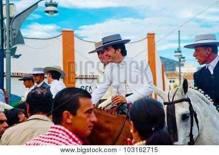 Classic Riders At Fair