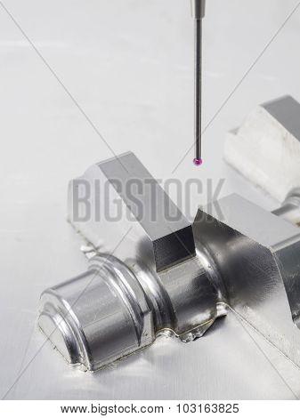 Inspection Automotive Mold Cam Shaft Dimension
