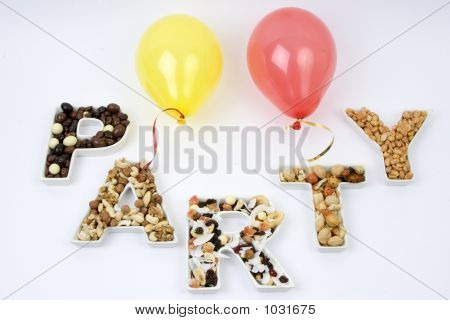 Party Letters