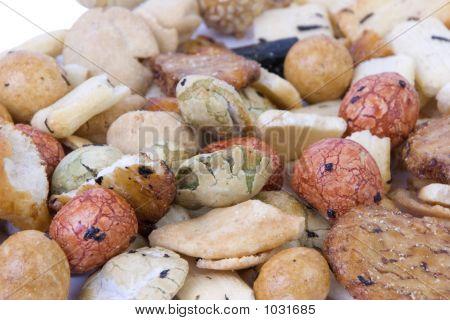 Chinese Rice Crackers