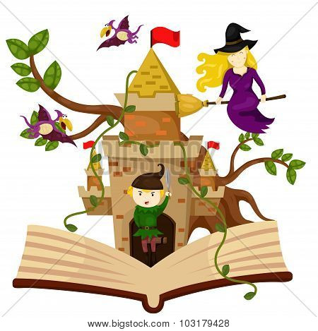 Illustrator of bedtime story