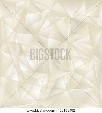 poligonal abstract background