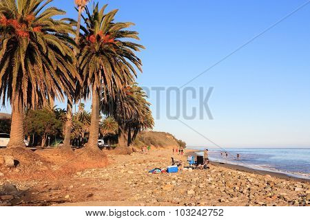 California State Beach