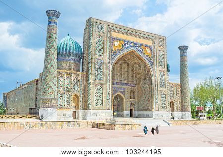 The Proud Of Samarkand