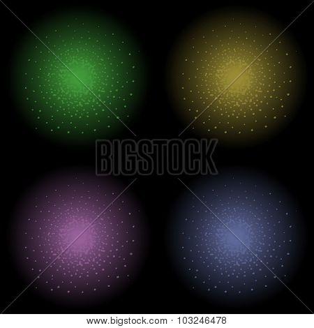 Star shine effect