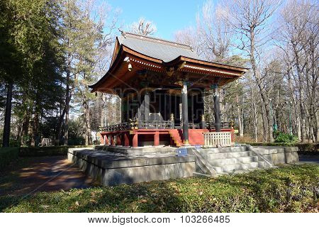 Jisho-in Mausoleum (Otama-ya) at Edo-Tokyo Open Air Architectural Museum
