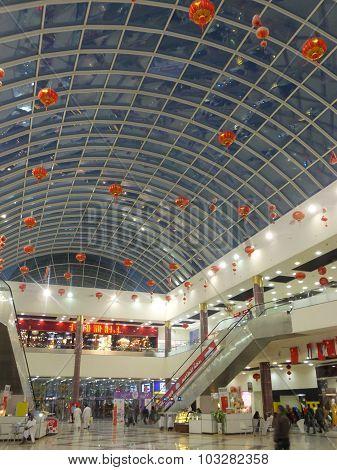 Dragon Mart in Dubai, UAE