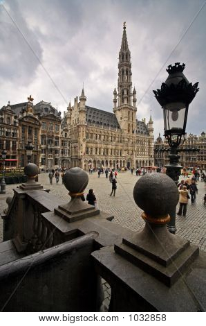Brussels Town Square