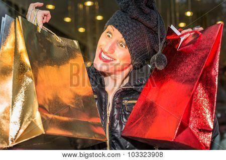 Compulsive Christmas Shopping