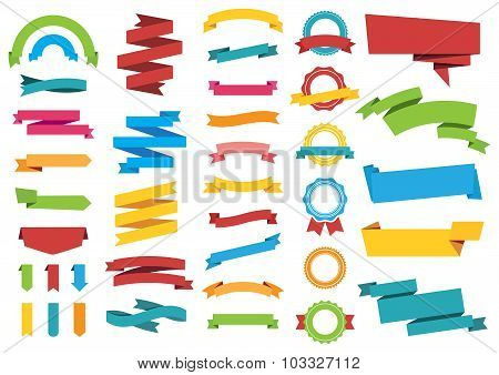 Labels Stickers Banners Tags Banners