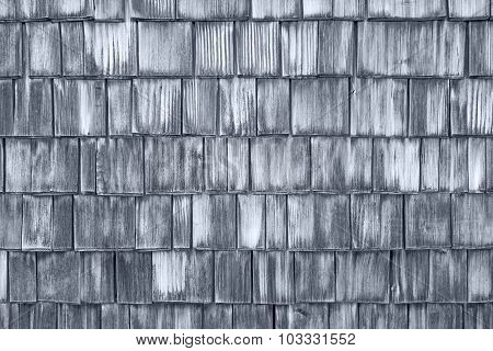 Shingle Wall