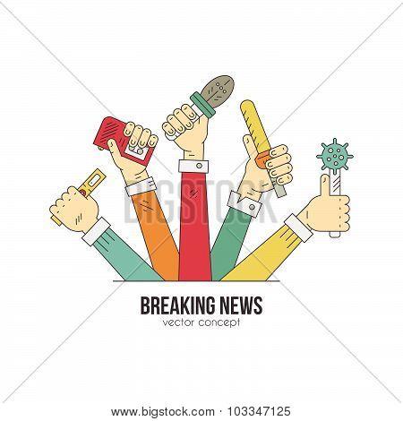 Live News Logo
