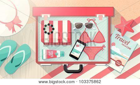 Fashion Beach Accessories