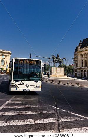 Bucharest Public Bus