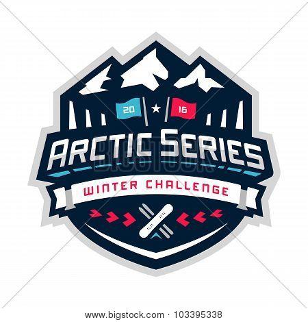 Winter Sports Emblem