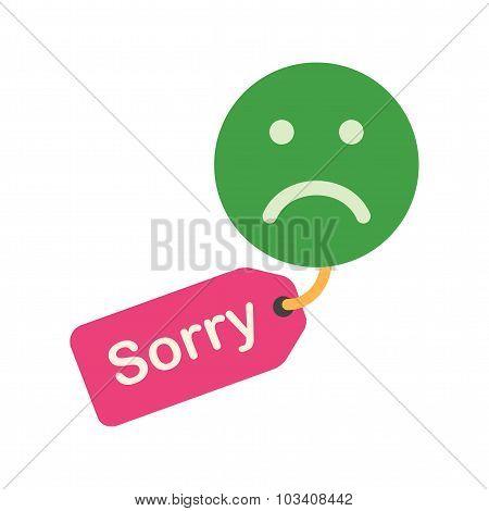 Apology tag