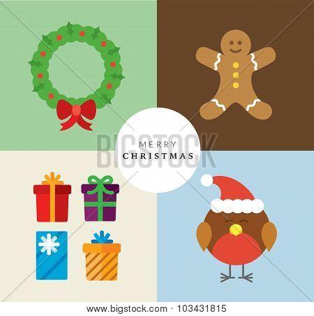 Christmas Decoration Set VII
