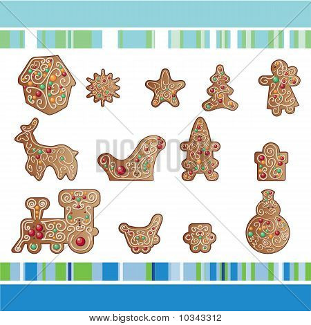 Ornament gingerbread
