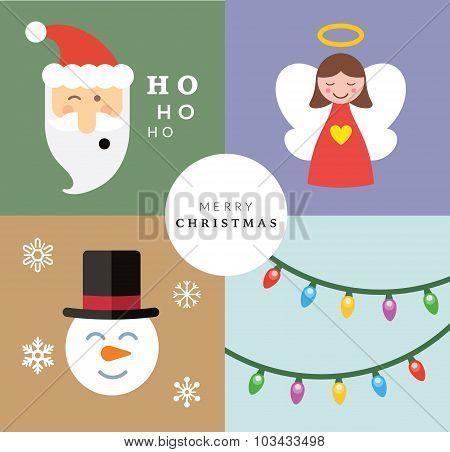 Christmas Decoration Set VIII