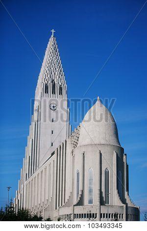 Church In Reykjavik