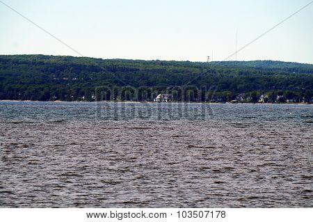 View Across Little Traverse Bay