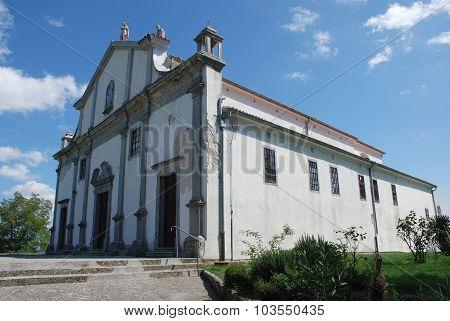 Saint Vitus Parish Church In Gracisce